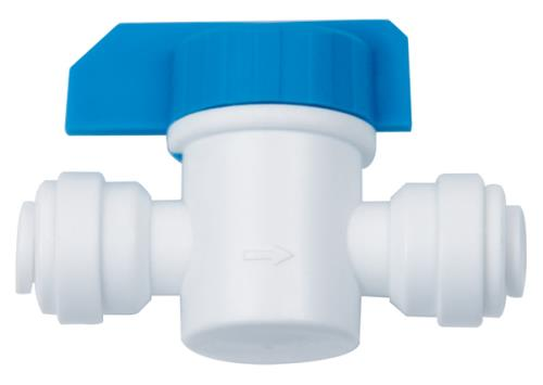 Hydro-logic® QC Fittings - 1/4 in