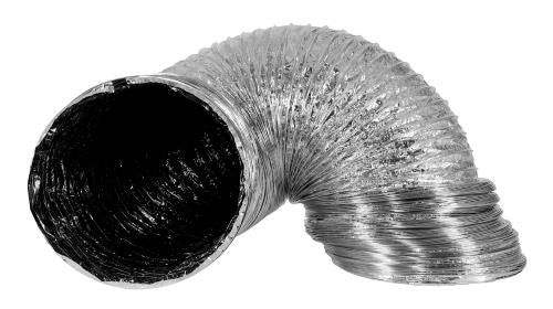 Ideal-Air™ Supreme Silver/Black Ducting