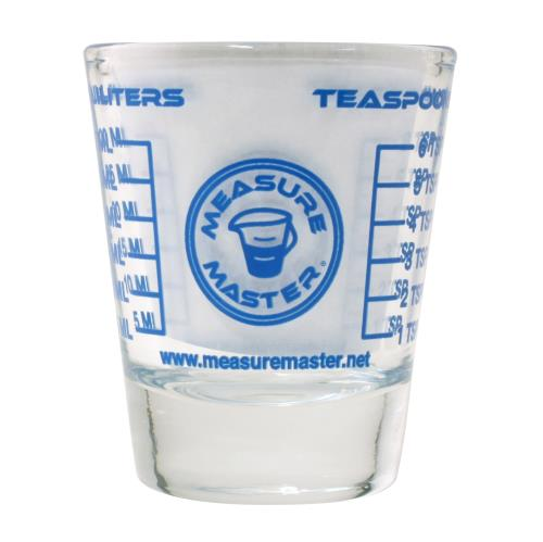 Measure Master® Sure Shot Measuring Glass