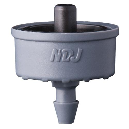 Hydro Flow® Click-Tif Pressure Compensated Button Drippers with Check Valve