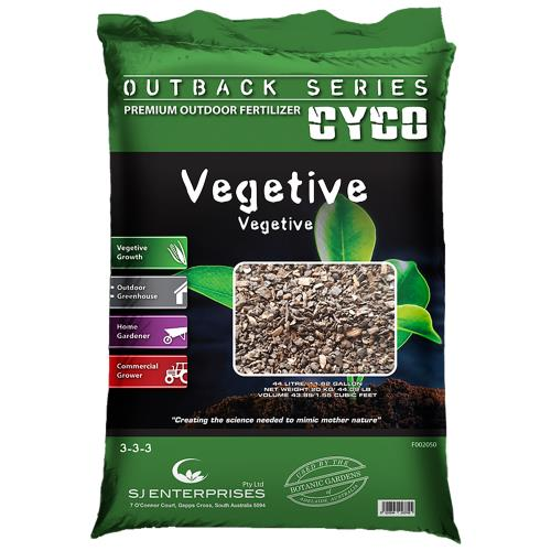 CYCO Outback Series Vegetive