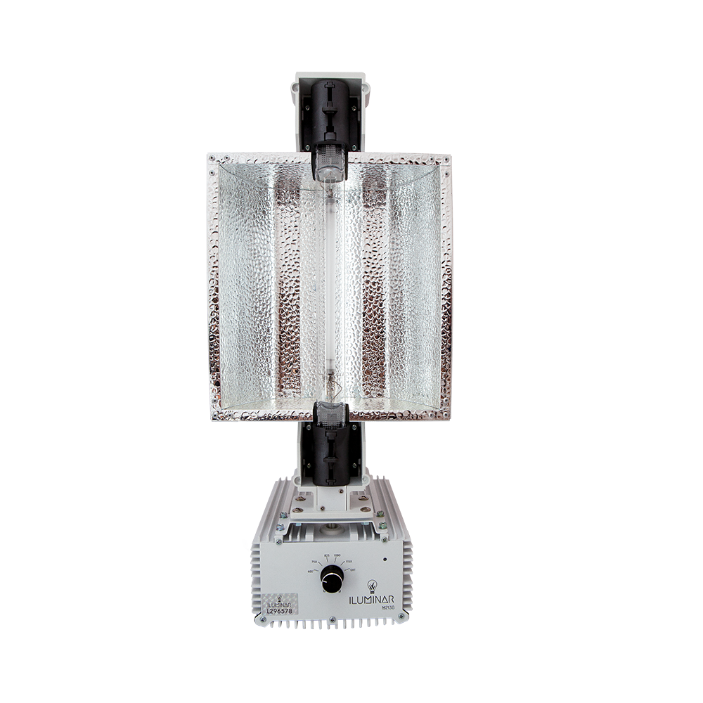 ILUMINAR HPS/MH DE Fixture 1000W with HPS Lamp included  / W C-Hanger - 277V C-Series