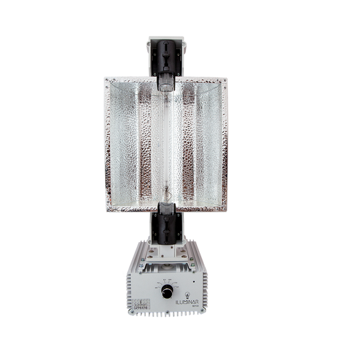 ILUMINAR HPS/MH DE Fixture 1000W with HPS Lamp included  /  - 277V C-Series