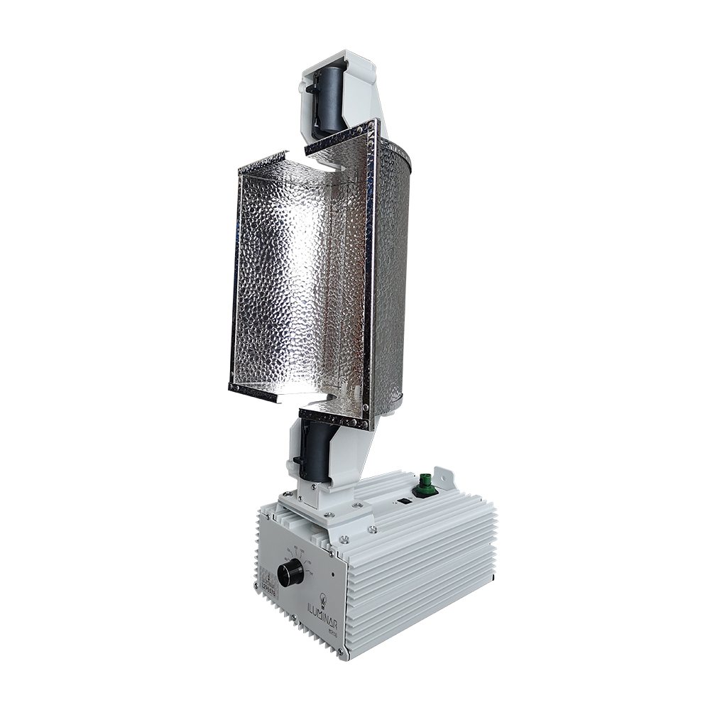 ILUMINAR HPS/MH 1000w 347V/C-Series DE Fixture No Lamp Included
