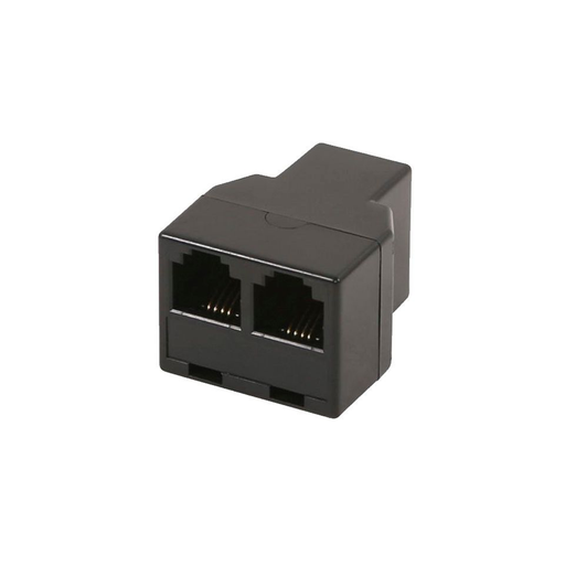 ILUMINAR adaptor RJ11/14 Splitter (1- RJ11 in - 2- RJ11/14 out / for DE & CMH Fixtures)