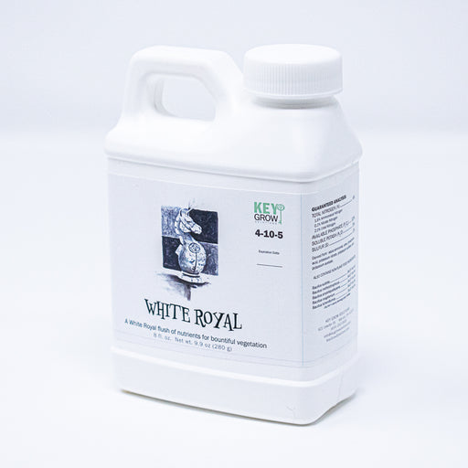 Key Grow Solutions White Royal