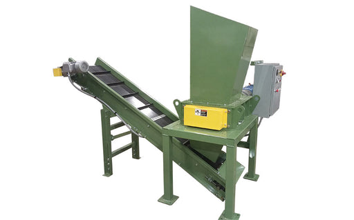 3 HP Plant Waste Shredder