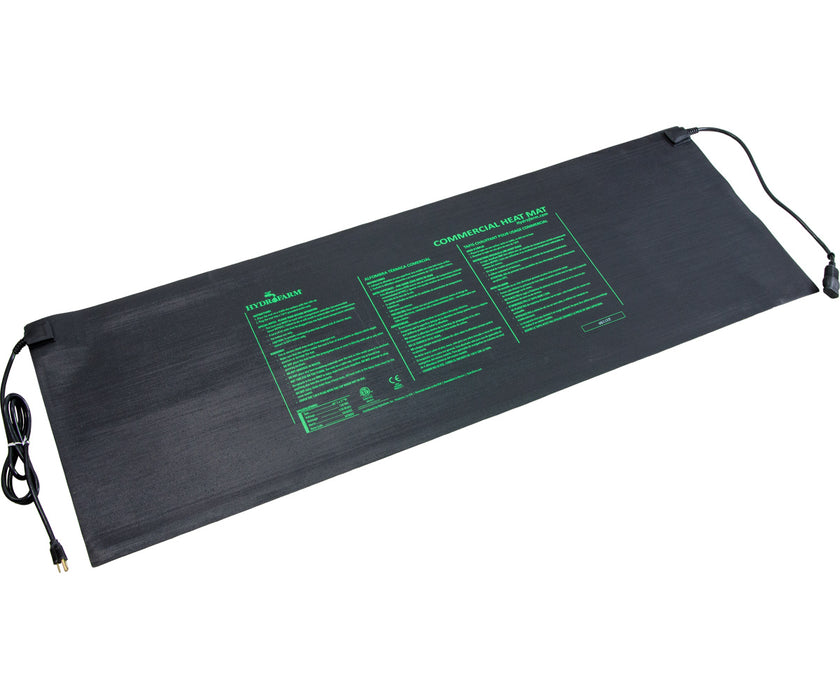 "Jump Start Commercial Seedling Heat Mat, 60"" x 21"", 140W"