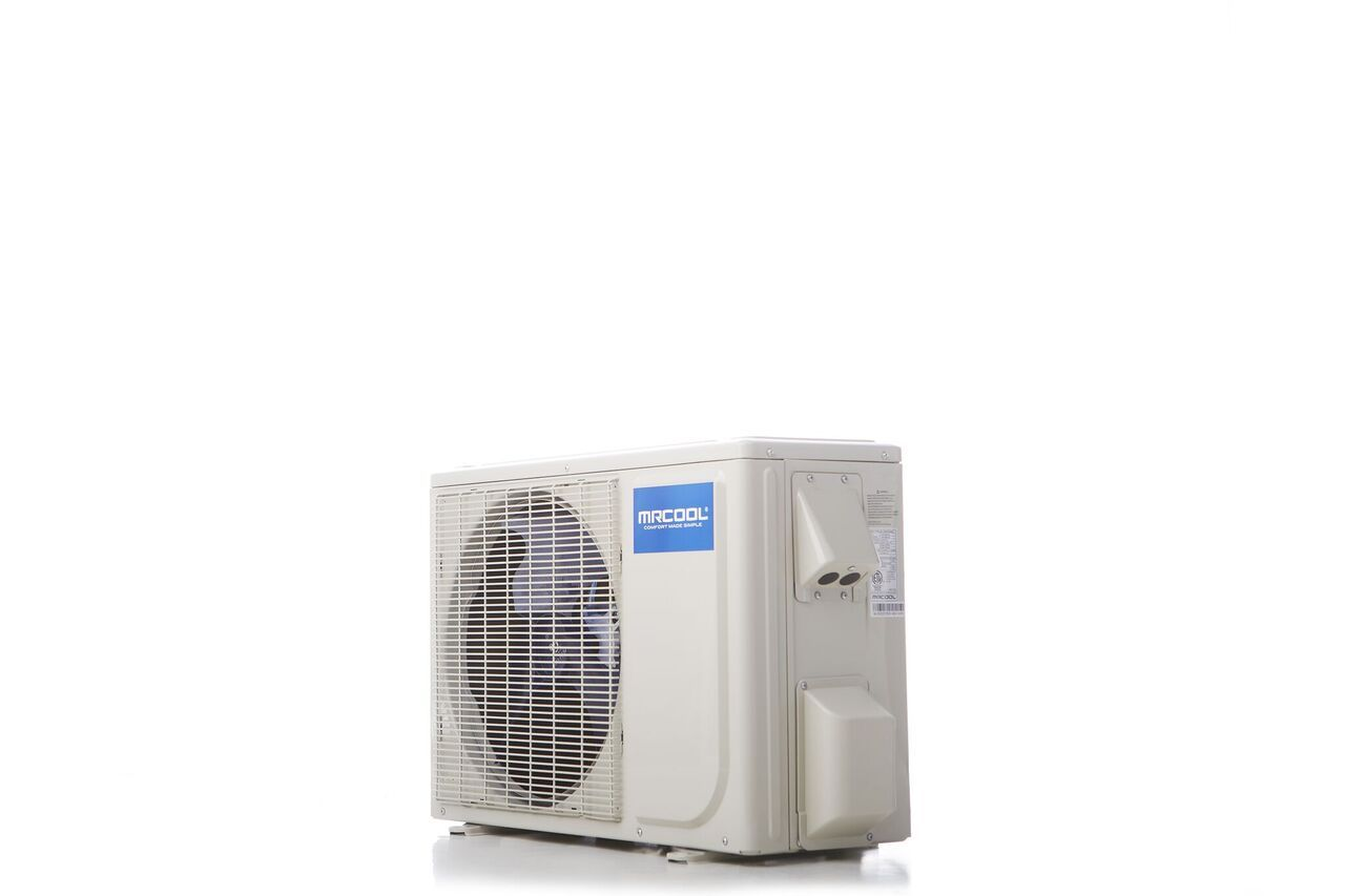 Mr Cool MrCool Advantage 3rd Gen 18K BTU 1.5 Ton Ductless Mini Split Air Conditioner and Heat Pump 230-Volt/60Hz