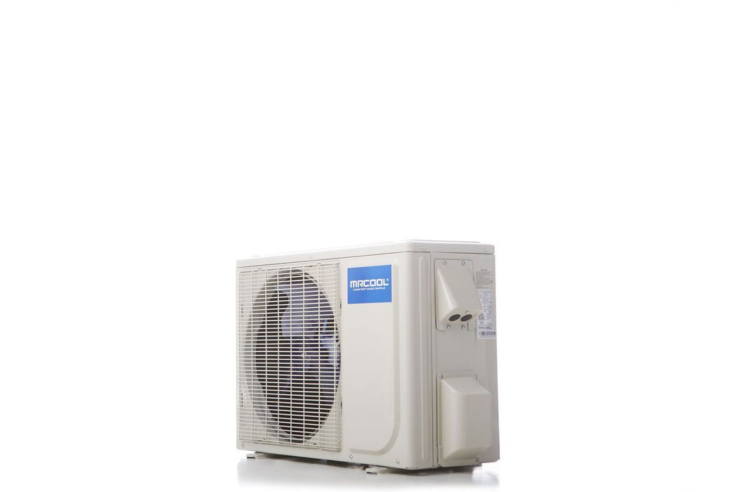 MrCool Advantage 3rd Gen 18K BTU 1.5 Ton Ductless Mini Split Air Conditioner and Heat Pump 230-Volt/60Hz