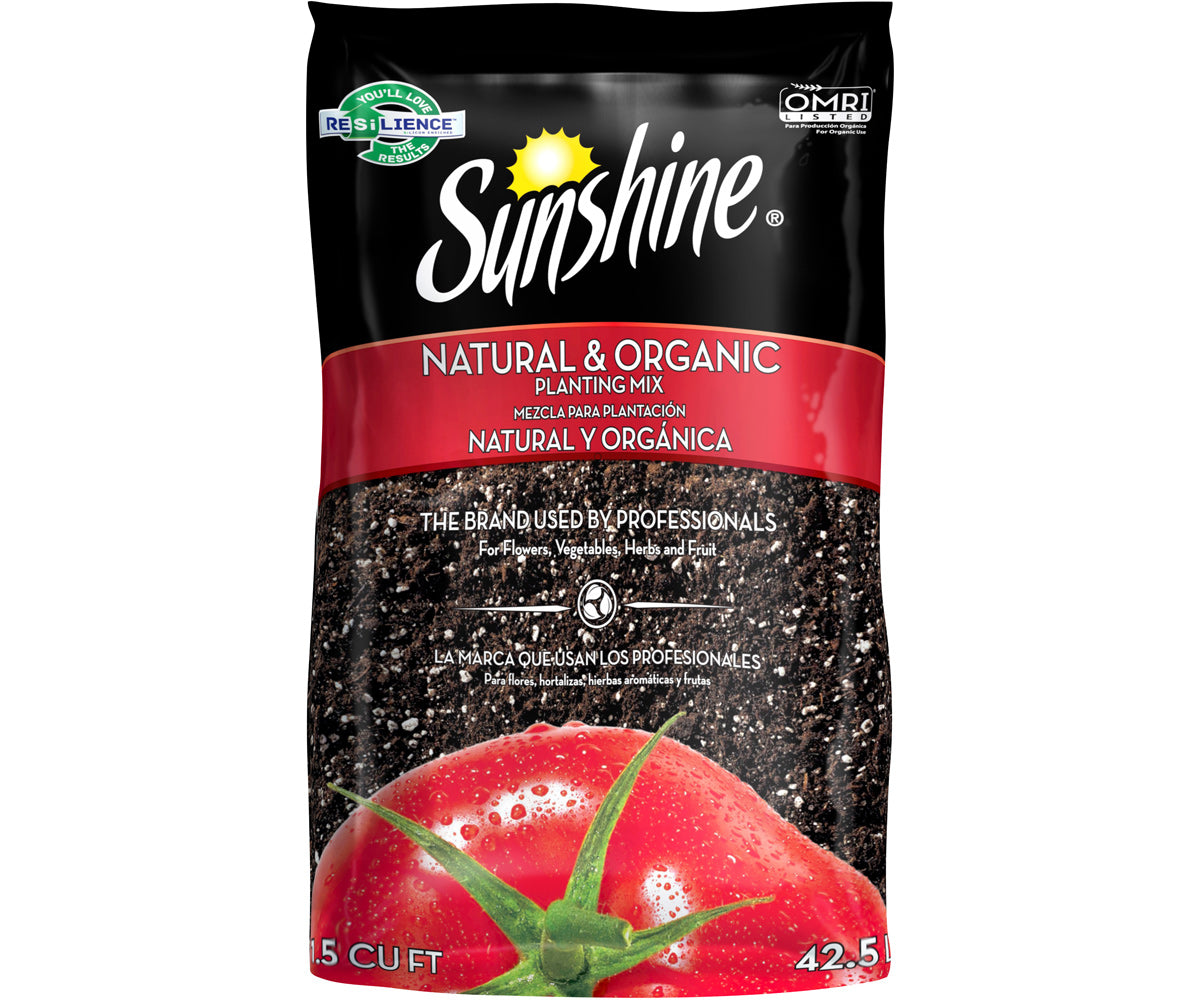 SunGro Organic Mix