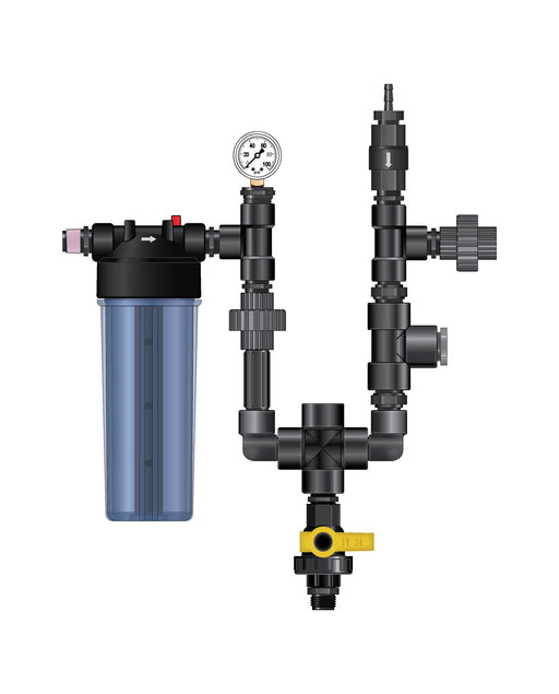 Water-Powered Nutrient Delivery System (NDS) Lo-Flo End Kits
