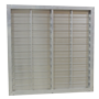 "Pinnacle 57"" Aluminum Shutter"