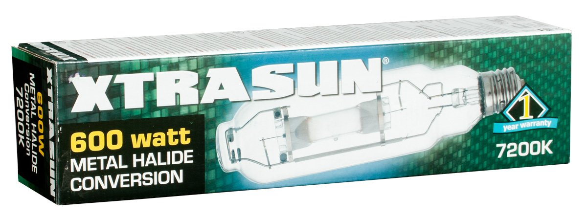 Xtrasun Metal Halide Conversion Lamps