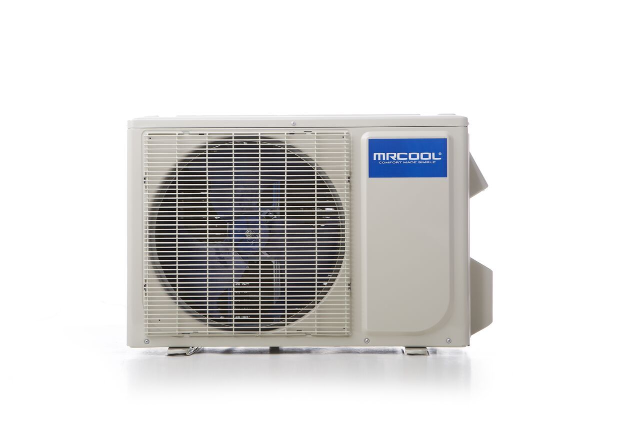 MrCool Oasis ES 12K BTU 1 Ton Ductless Mini Split Air Conditioner and Heat Pump - 230V/60Hz
