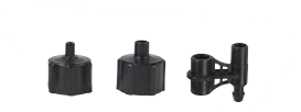 "DIG 1/2"" Threaded bases used with micro sprinklers and micro sprayers-ACCESSORIES FOR MINI SPRINKLER AND MICRO SPRINKLERS  USED IN UPRIGHT POSITION"