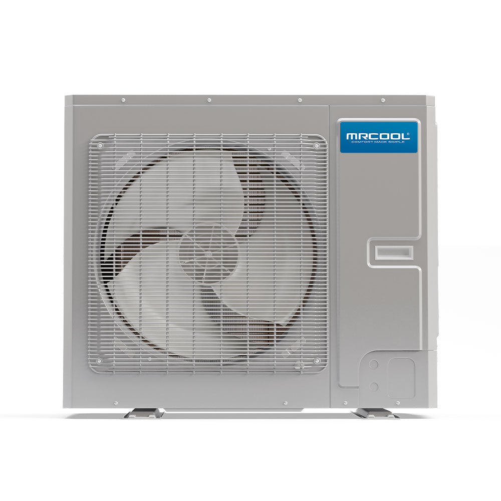 MrCool DC Inverter Heat Pump Condenser 2-3 Ton up to 19 SEER R410A 24,000-36,000 BTU 208-230V/1Ph/60Hz