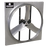 "24"" Direct Drive Galvanized Panel Fan 5 WinG"