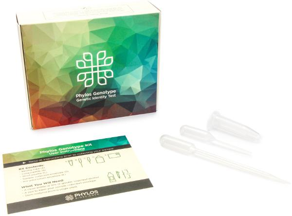 Phylos Genotype Test - 1 Kit