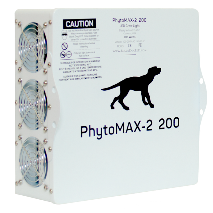 PHYTOMAX-2 200 LED GROW LIGHTS