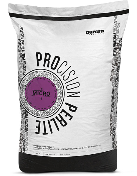 Aurora Innovations Micro Procision Perlite #6 - Per Cu. Ft. - 50 ft3 Tote--WEST COAST ONLY