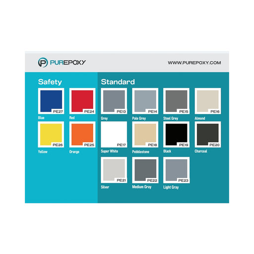 STANDARD COLORS – SOLID LIQUID PIGMENT PACKS- GREY