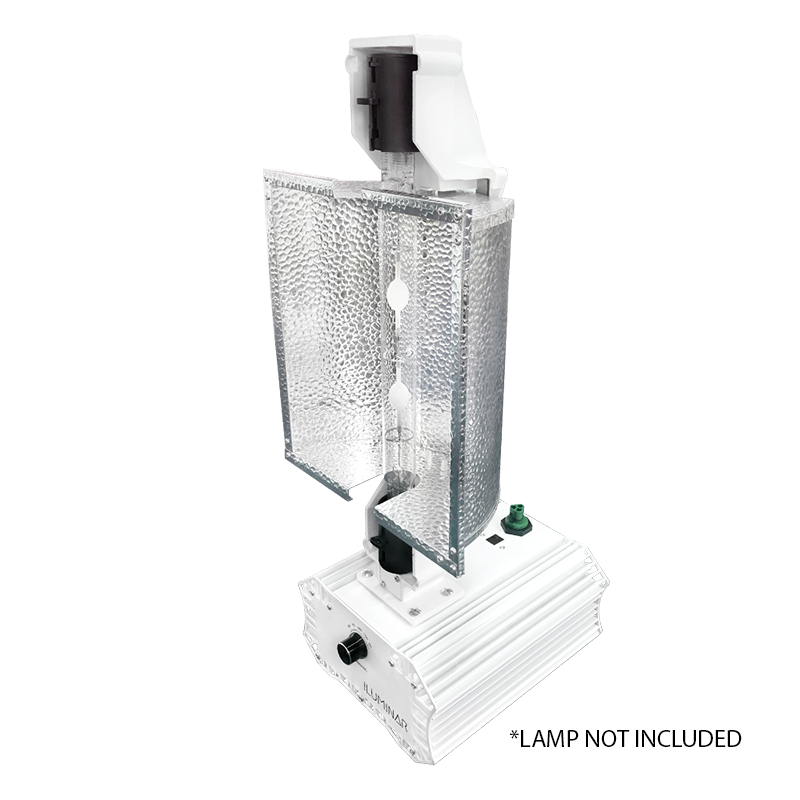 ILUMINAR CMH 630W DE Fixture 120/240V C Series with no Lamp Included