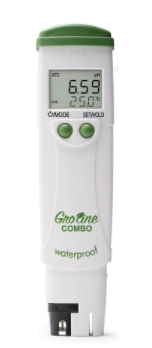 Hanna HI98131 GROLINE WATERPROOF COMBO TESTER AND RELATED PRODUCTS