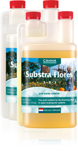 CANNA Substra Flores B - Soft Water