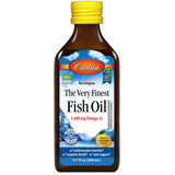 The Very Finest Fish Oil Lemon