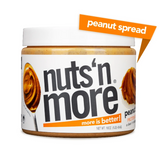 Nuts N More Peanut Butter