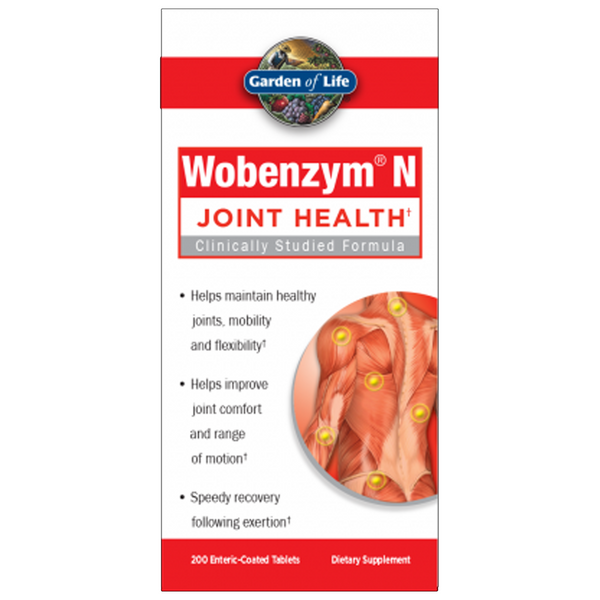 Wobenzyme N 200ct