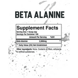 Beta Alanine (Axe & Sledge)