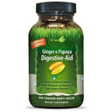 Ginger and Papaya Digestive Aid