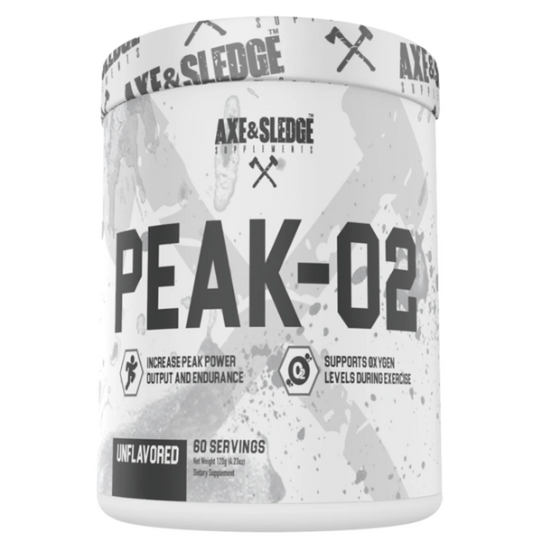 Peak O2 (Axe & Sledge)