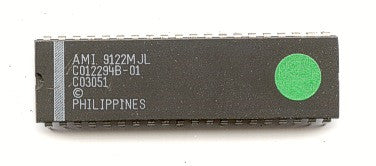 Atari POKEY (POT-KEY) Chip