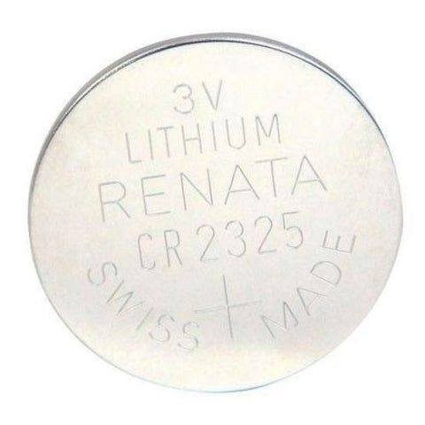 Lithium Coin Cell Battery CR2325 series - 3v - 165mAh