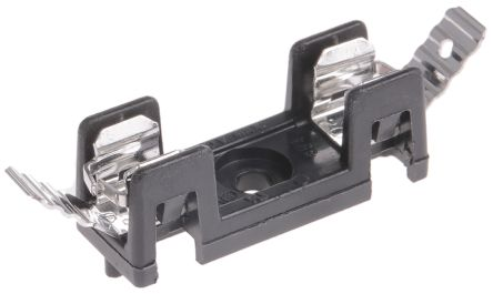 Chassis Mountable Fuse Holder - 32mm rated at 300 Volts / 20 Amps