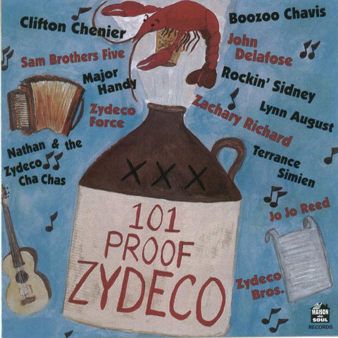 101 Proof Zydeco