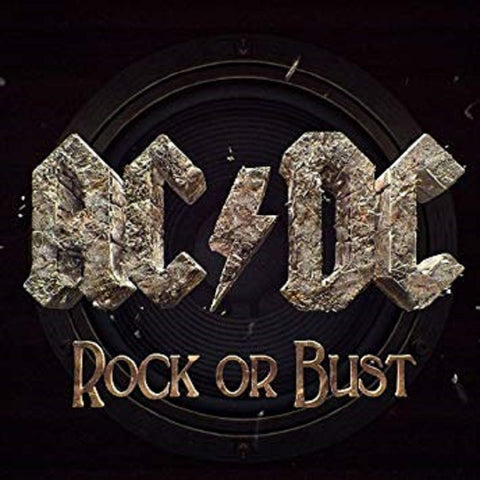 "AC/DC "" Rock or Bust """