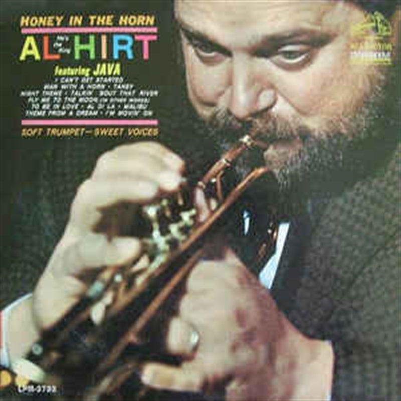 "AL HIRT "" Honey in the Horn"" Vinyl Album"