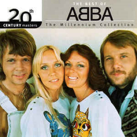"ABBA "" The Best of Abba ""  new CD"