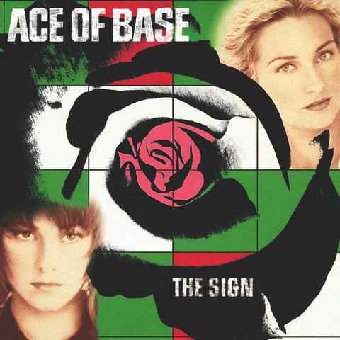 "ACE OF BASE  "" The Sign"""