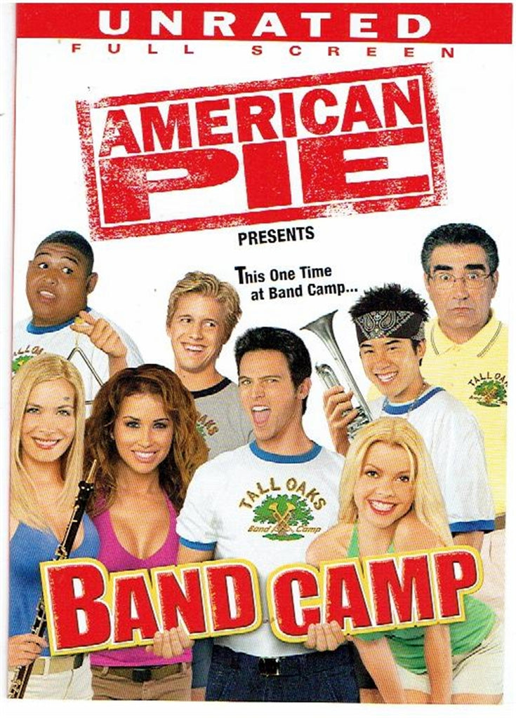 "AMERICAN PIE ""Band  Camp"""