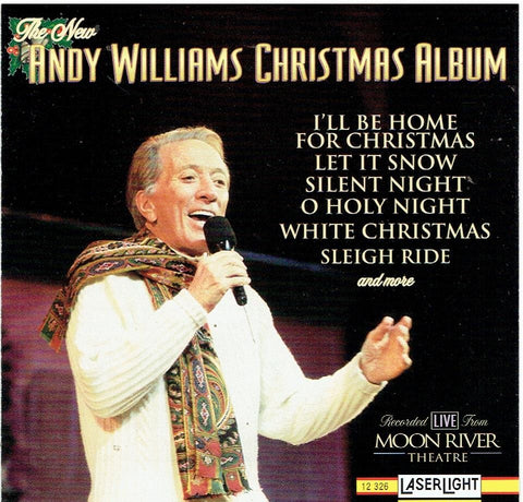 "ANDY WILLIAMS "" Andy Williams Christmas Album' CD"