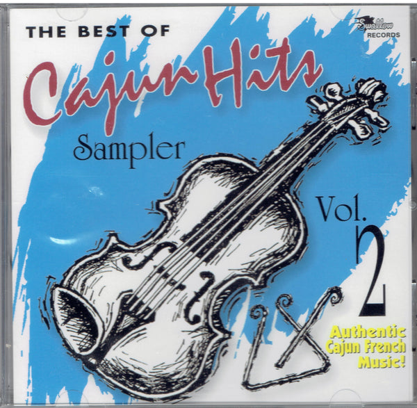 CAJUN HITS Sampler vol 2