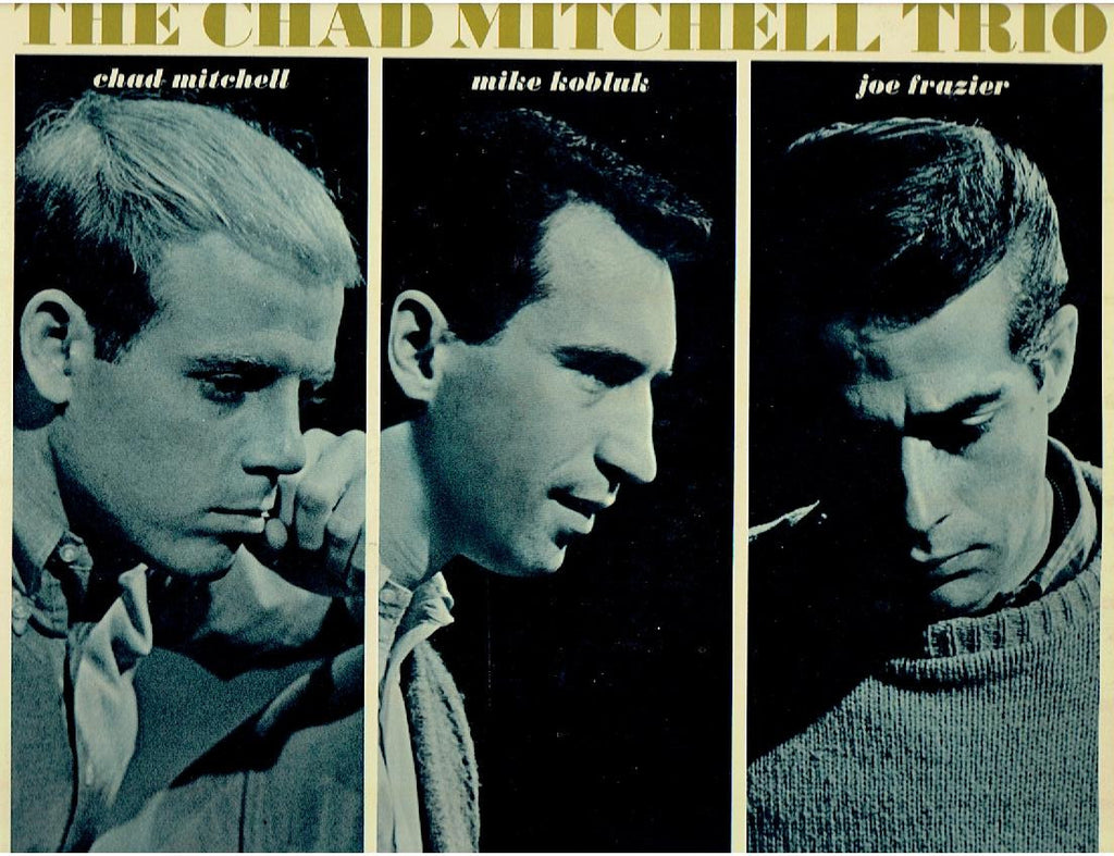 CHAD MITCHELL TRIO, The : Reflecting
