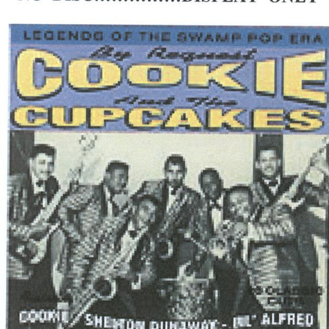 Cookie & the Cupcakes: Album By Request
