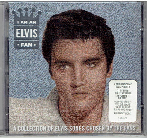 ELVIS PRESLEY - I Am a Elvis Fan