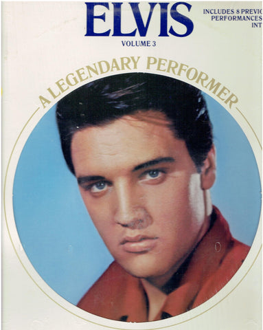 ELVIS - A LEGENDARY                 VoL 3